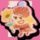 Pretty Pink Punisher Badge