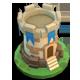 Glamorous Mud Tower