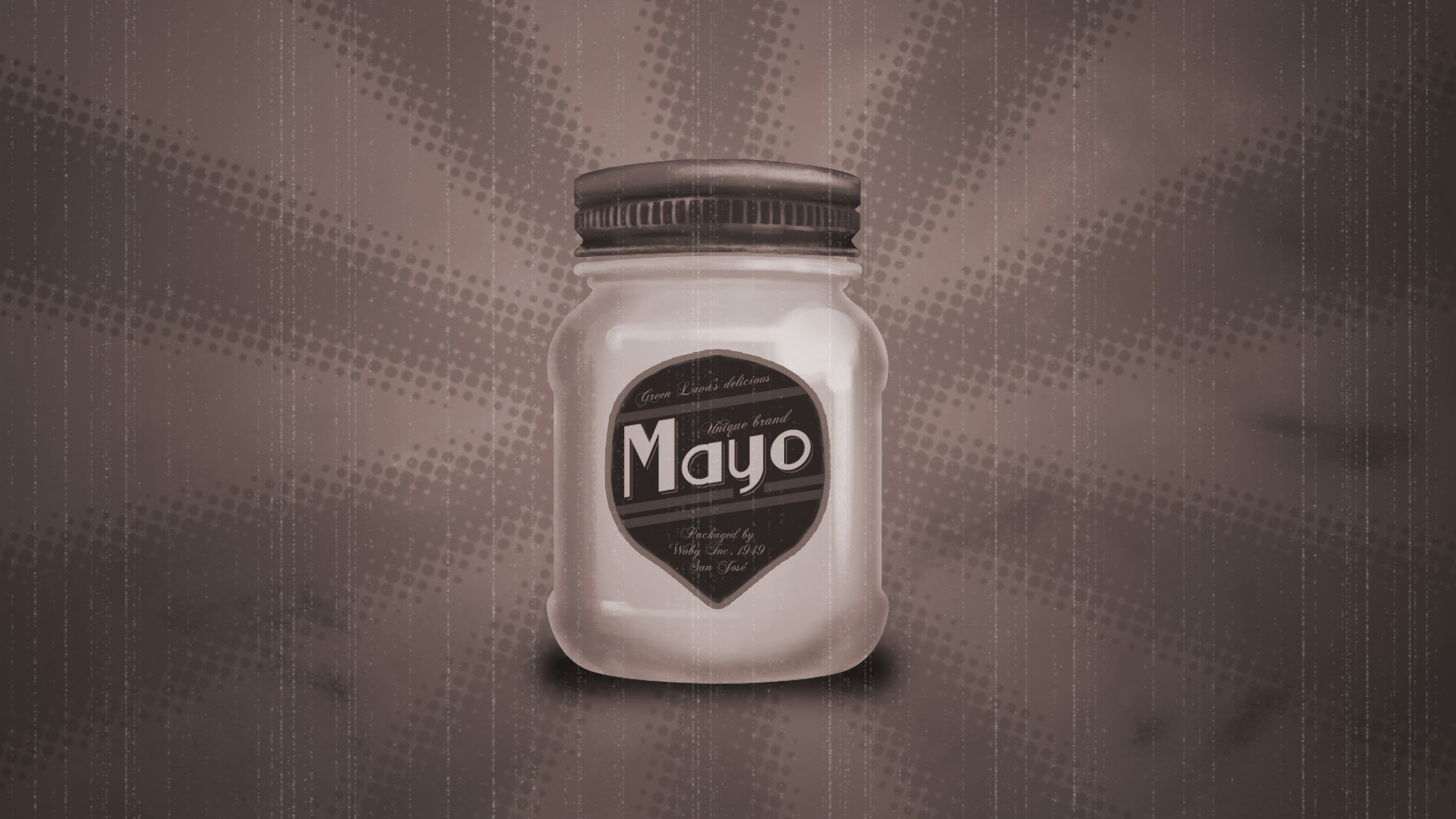 Steam Card Exchange :: Showcase :: My Name is Mayo