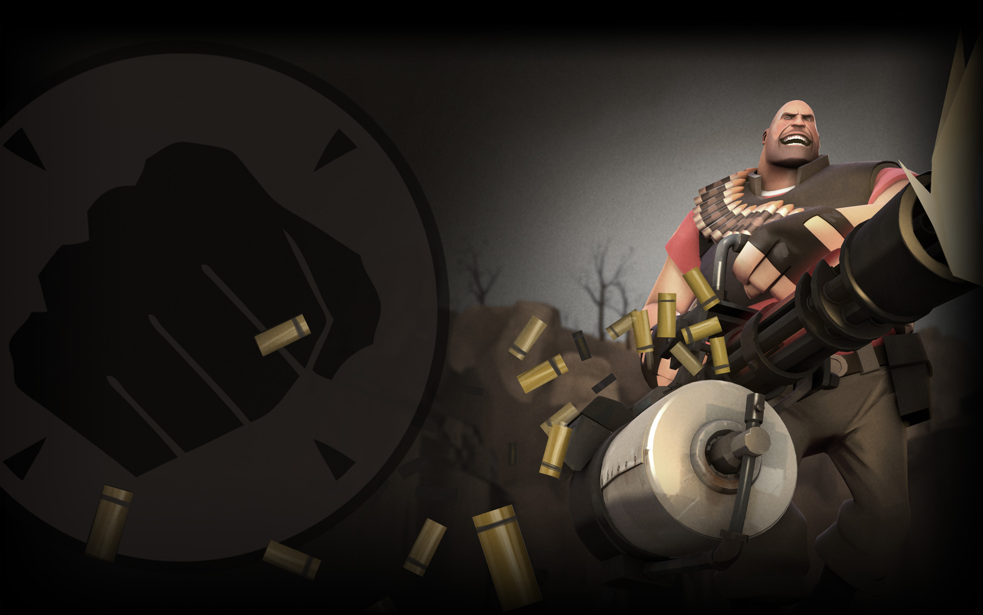 Steam Community Market Listings For 440 Heavy Profile Background