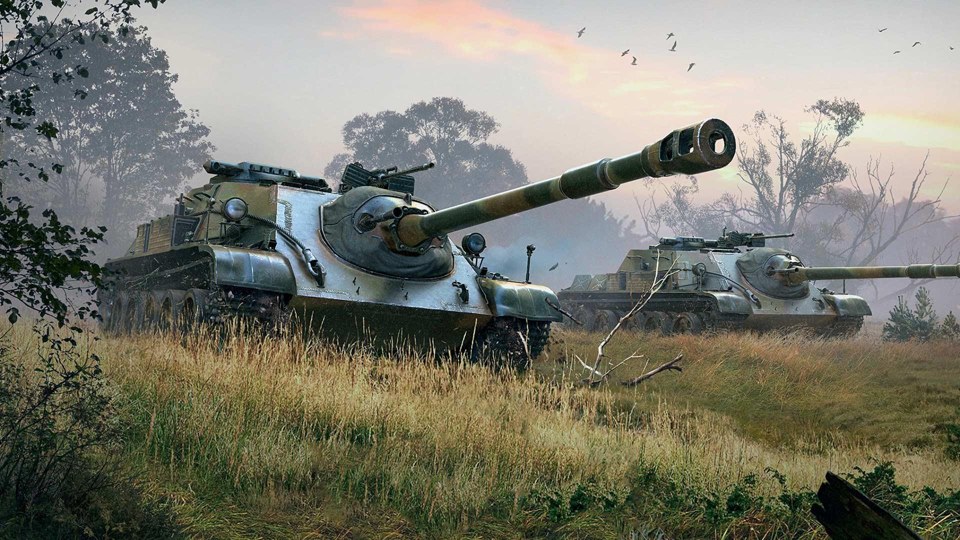 Showcase :: World of Tanks Blitz