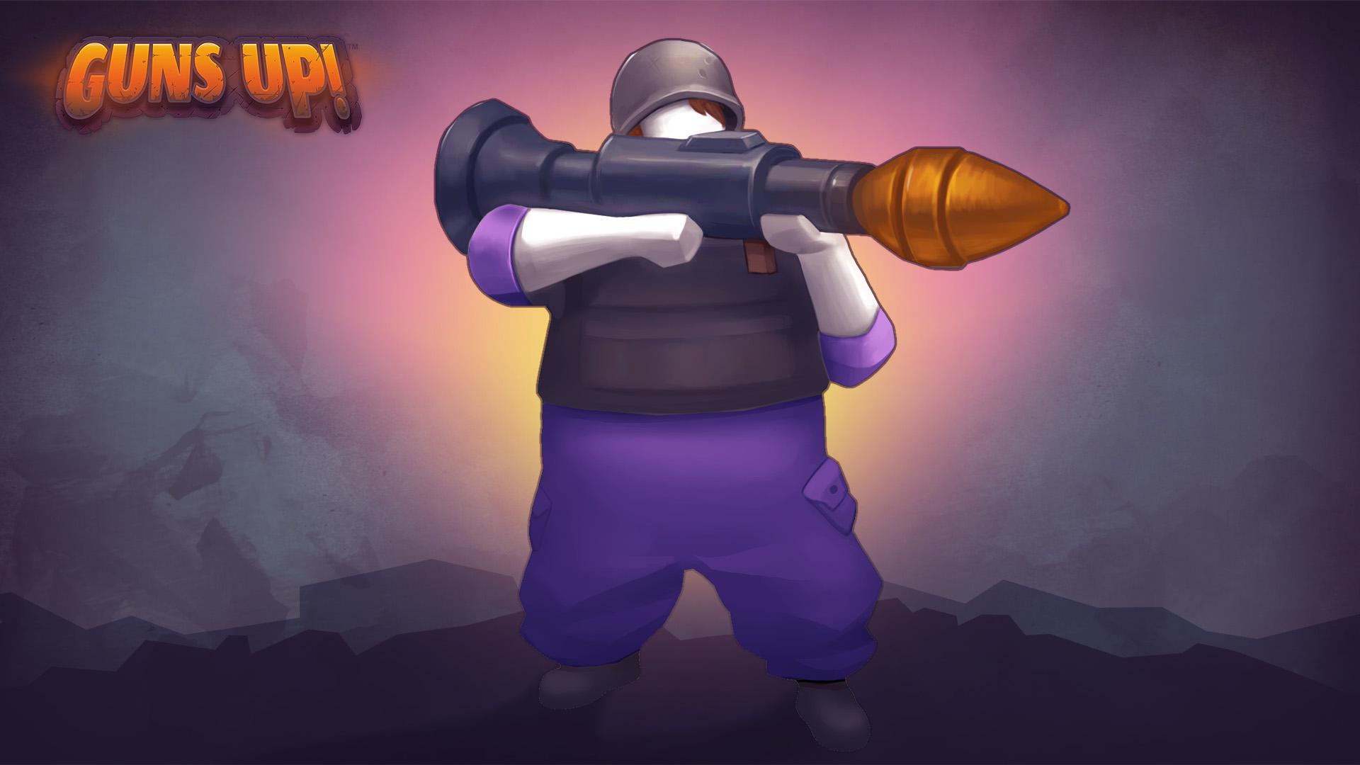 Showcase :: GUNS UP!