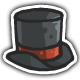 Wearer of Tall Top Hats