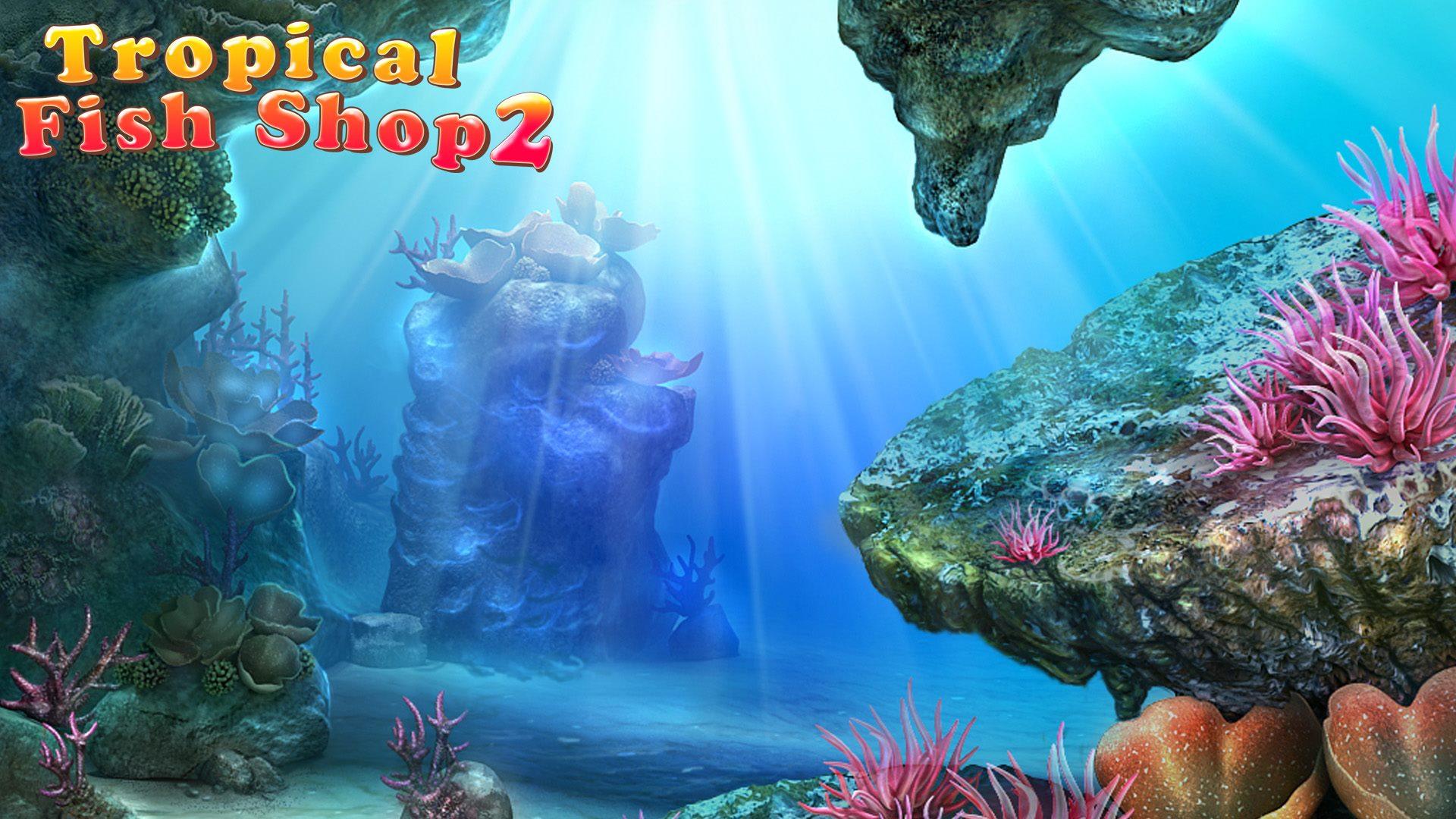 Steam Card Exchange Showcase Tropical Fish Shop 2