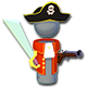 3: The Pirate Captain