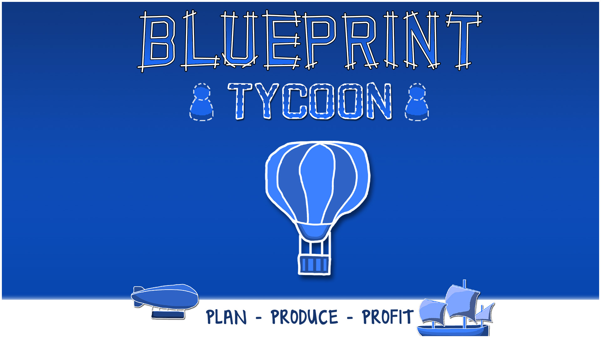Steam card exchange showcase blueprint tycoon card 2 of 15artwork airship malvernweather