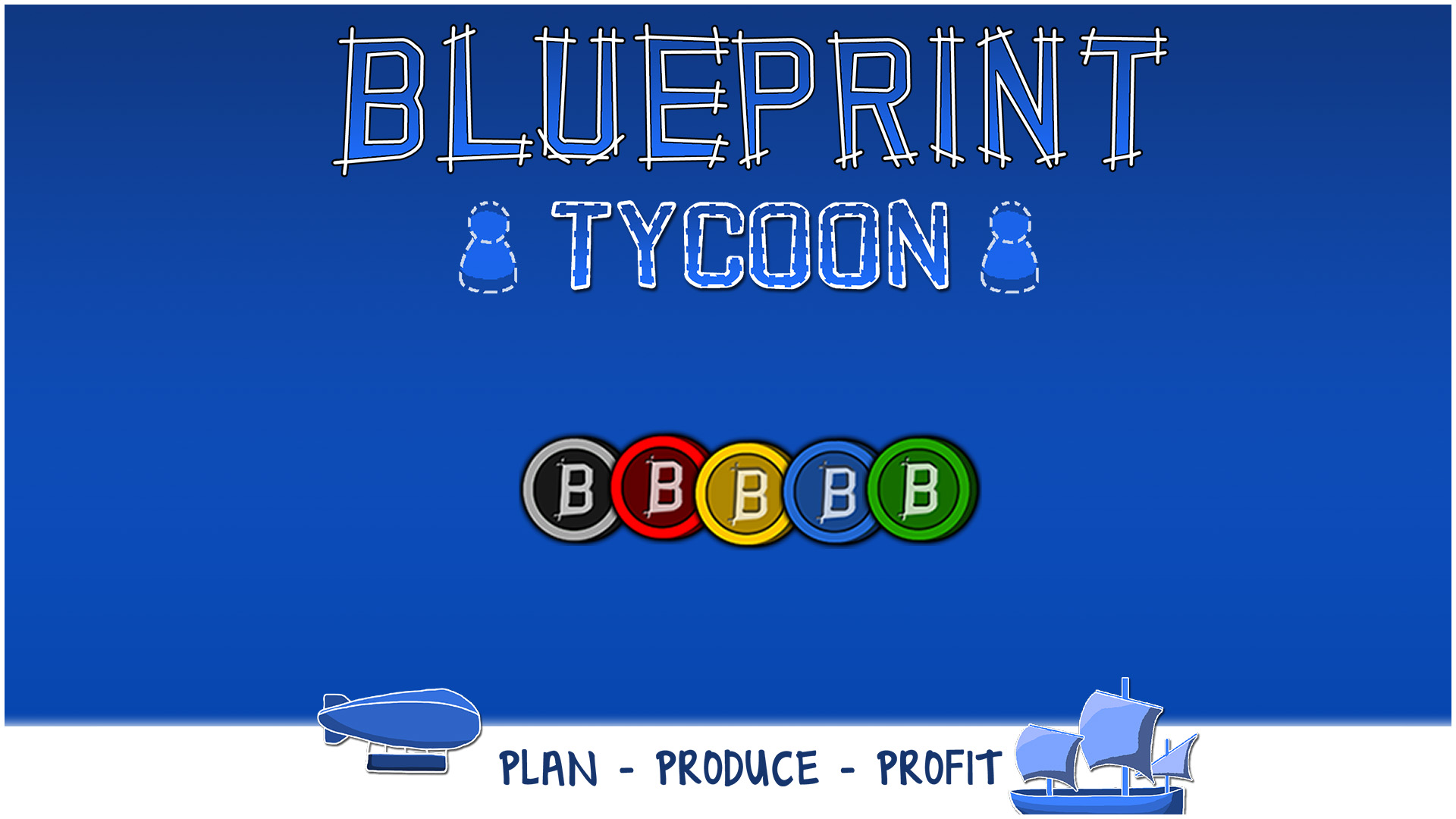 Steam card exchange showcase blueprint tycoon card 5 of 15artwork tokens malvernweather Gallery