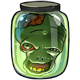 Zombillie in a jar