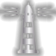 Silver Lighthouse