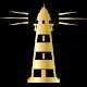 Gold Lighthouse