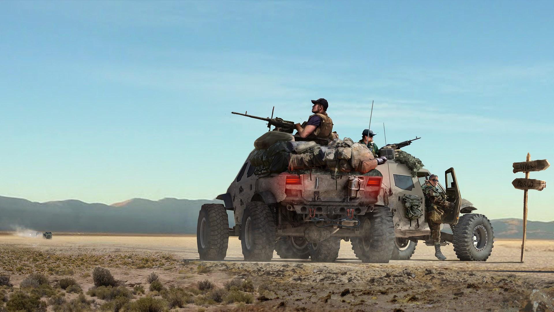 Showcase :: Tom Clancy's Ghost Recon® Wildlands