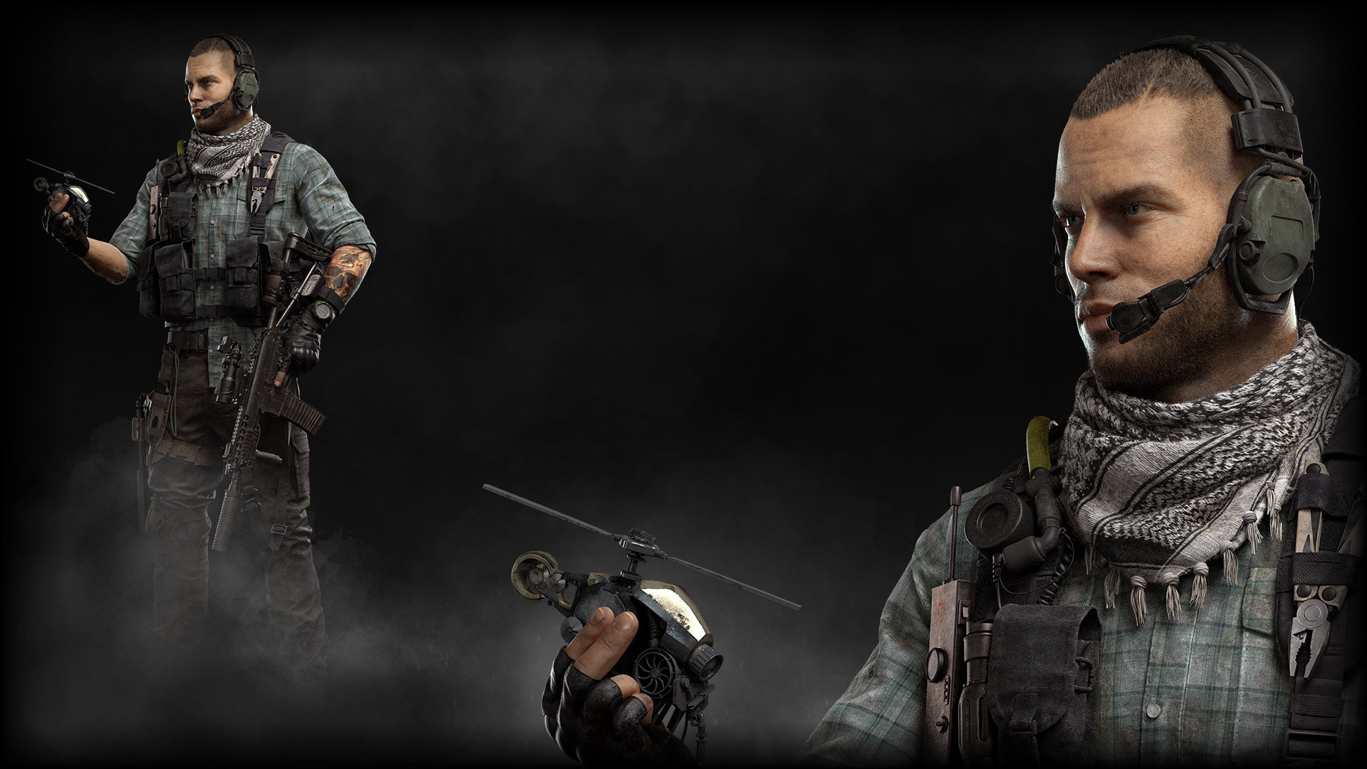 The og appareance options for midas holt and weaver are making a come back in so3 as uplay club - Weaver ghost recon ...