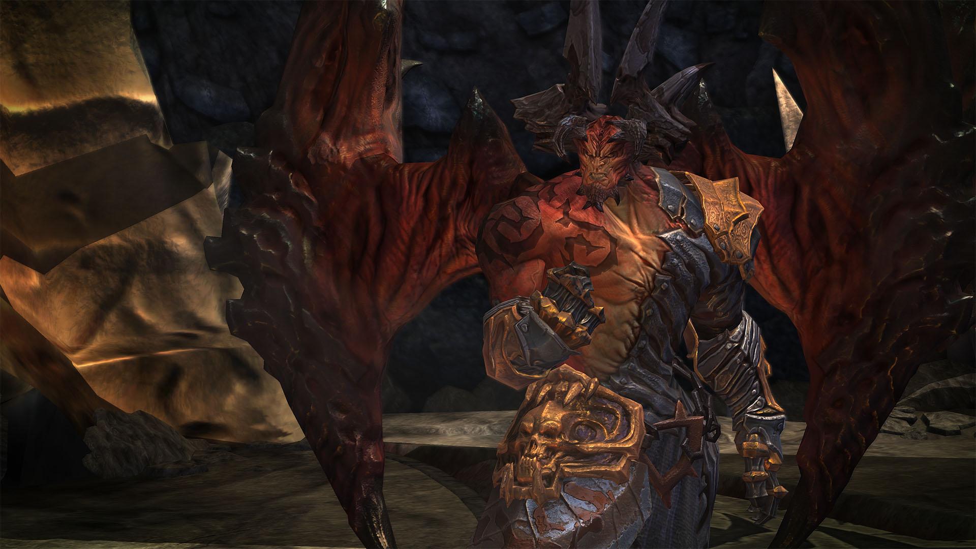 Showcase :: Darksiders Warmastered Edition