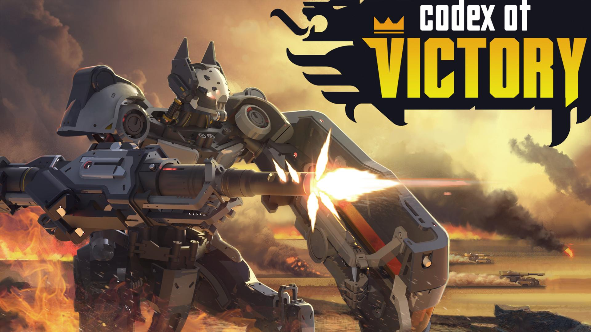 Showcase :: Codex of Victory