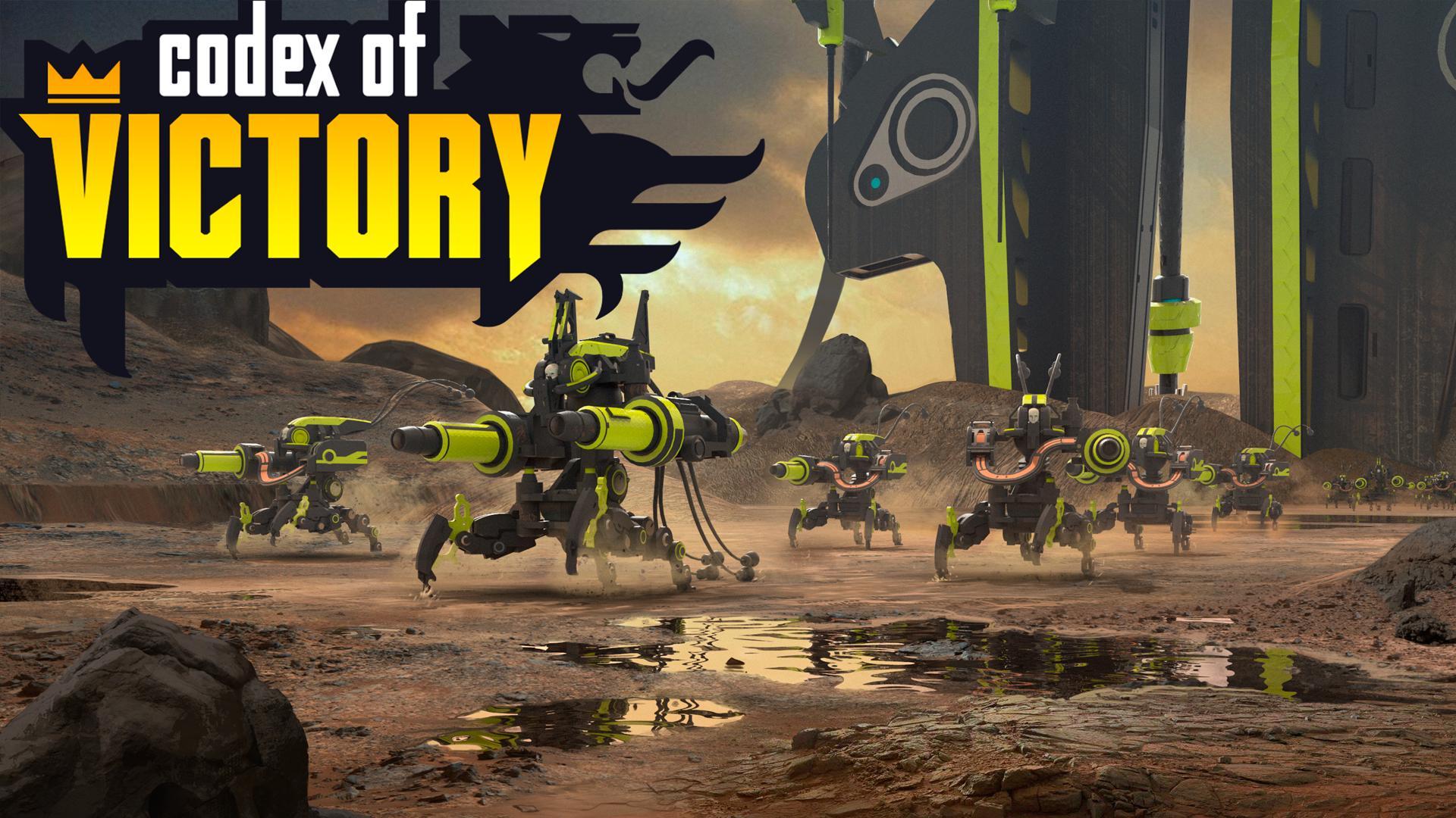 Showcase :: Codex of Victory