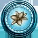 Frosted Emblem