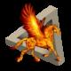 Fiery Pegasus