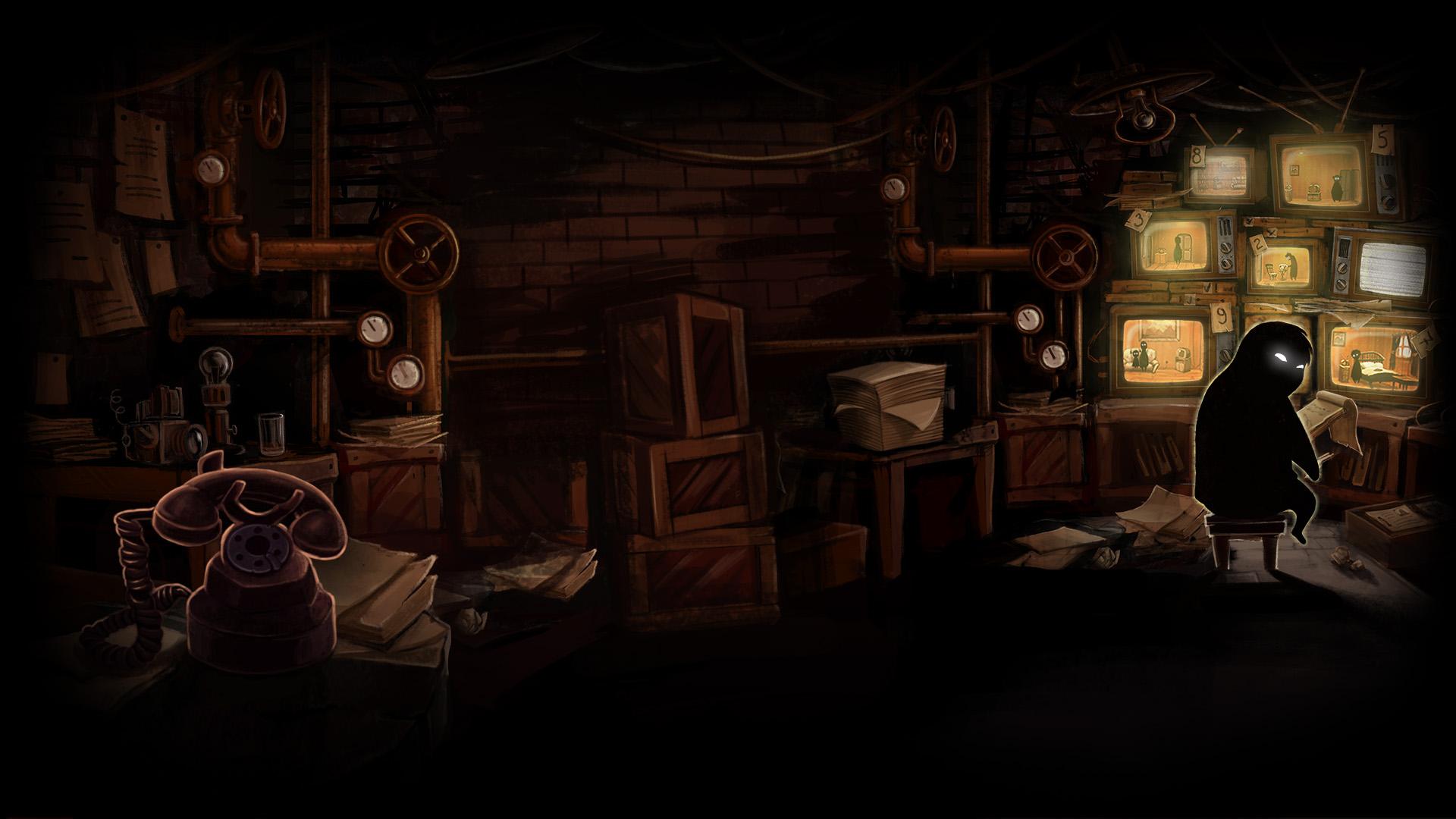 Steam Topluluk Pazarı 475550 Beholder Profile Background Için