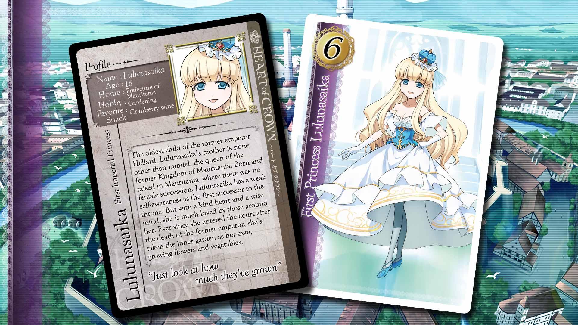 Card 1 Of 7Artwork Lulunasaika