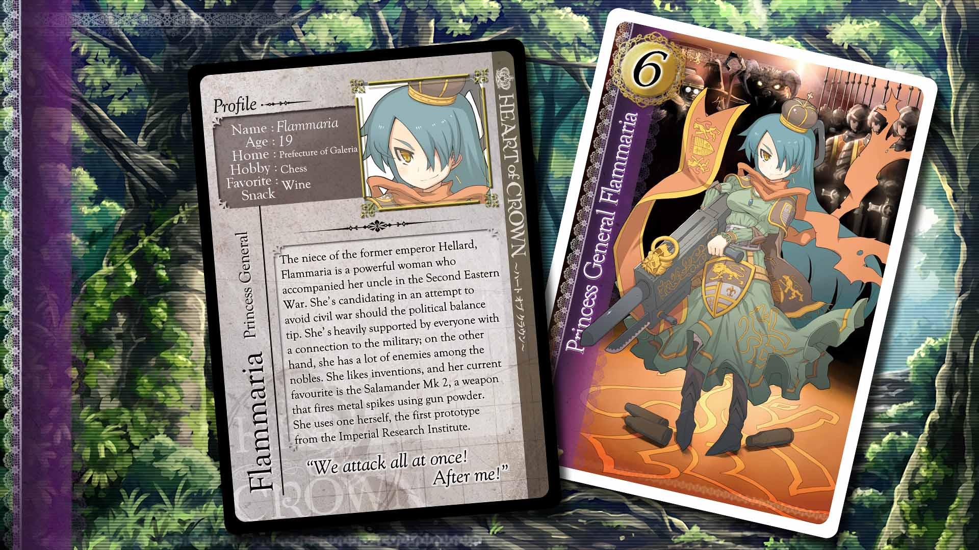 Card 5 Of 7Artwork Flammaria