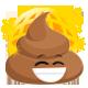 Gold Pooper