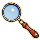 Anna's Magnifying Glass