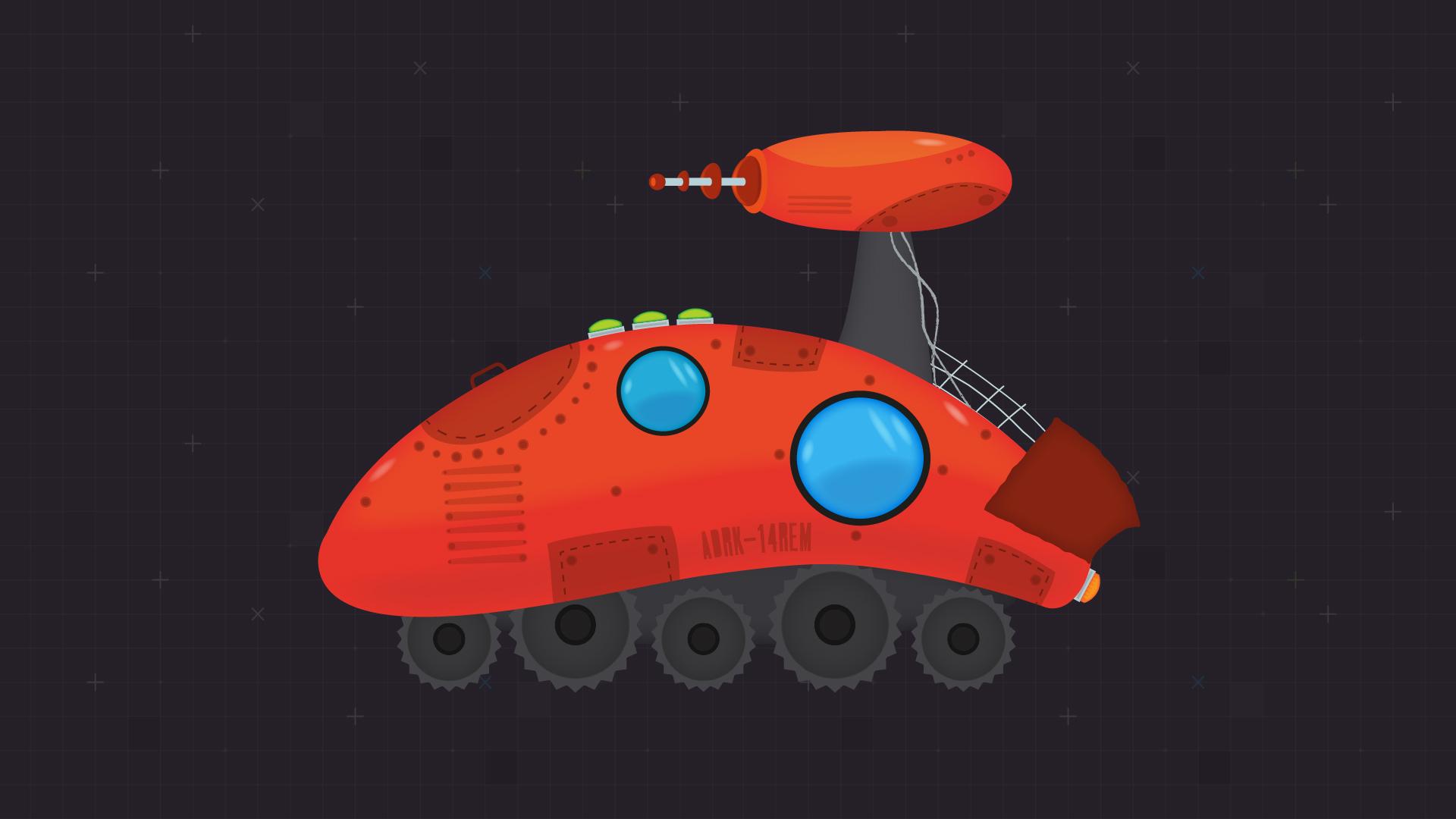 Steam Card Exchange :: Showcase :: Bye-Bye, Wacky Planet