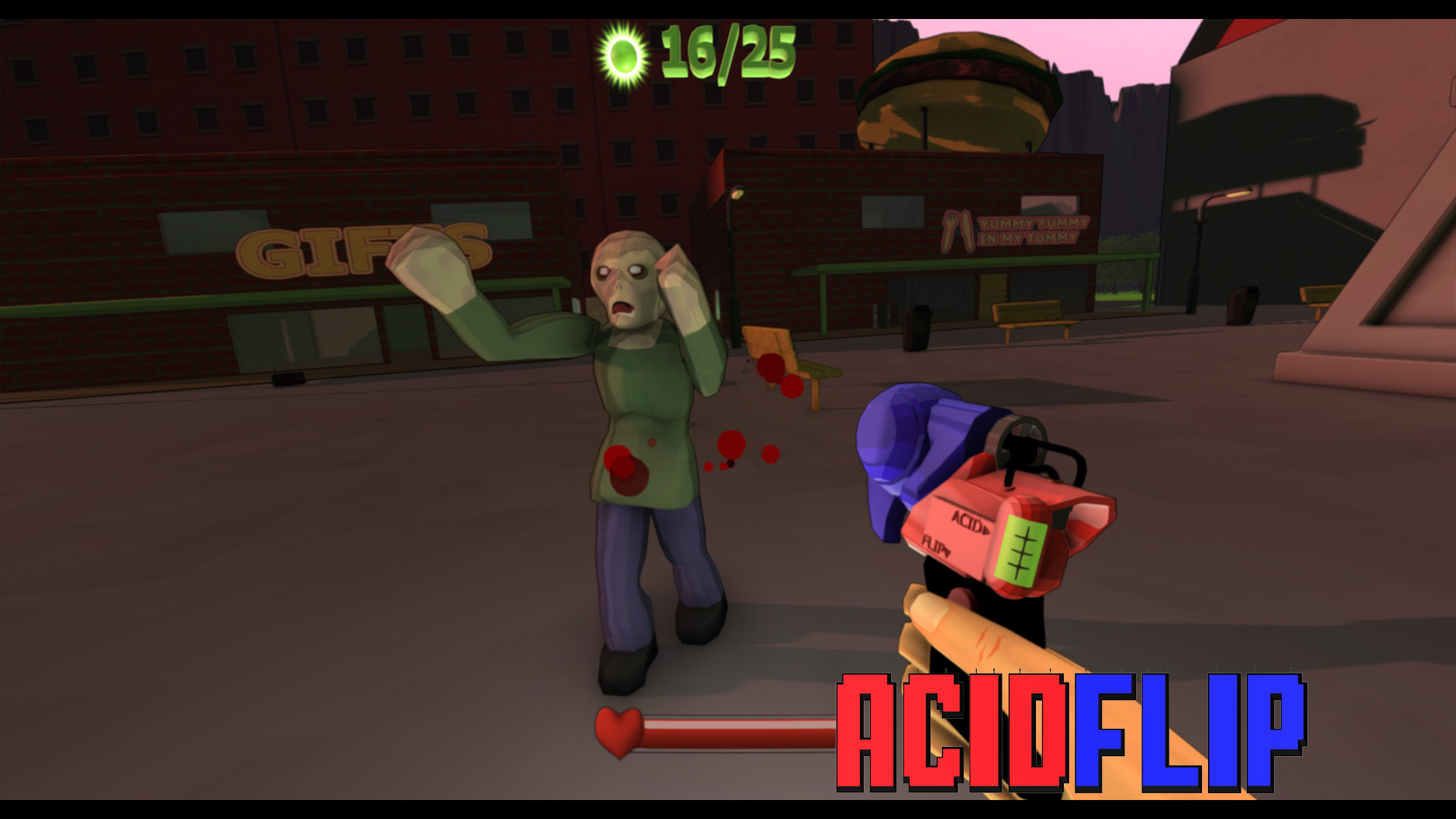 Showcase :: Acid Flip