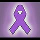 I AM AGAINST DOMESTIC ABUSE (badge 3)