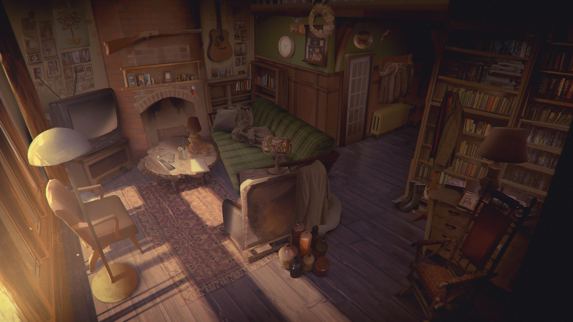Showcase What Remains Of Edith Finch