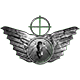 Sublime wings badge