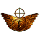Superior wings  badge