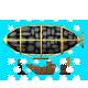 Zeppelin In Space