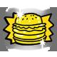 The Golden Cheeseburger!