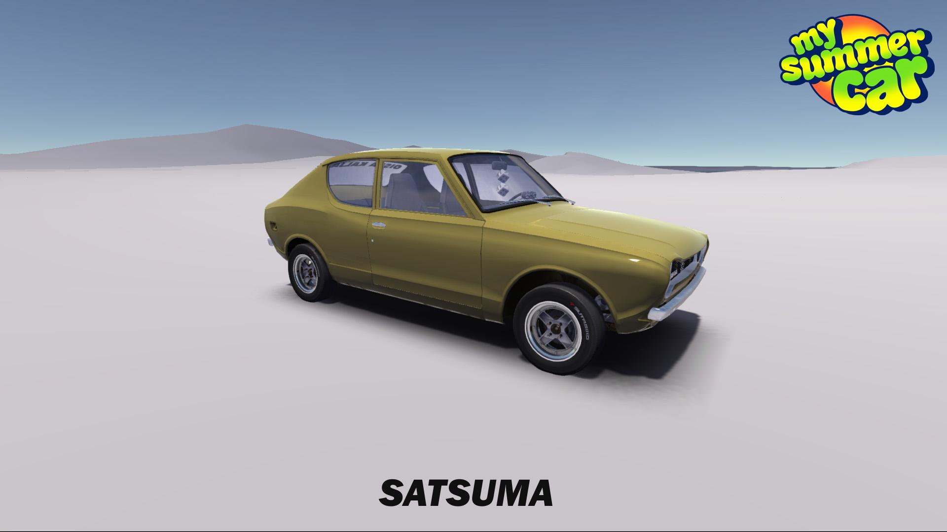 Showcase :: My Summer Car
