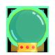 Groen bal