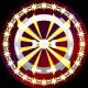 I am above all stars (foil badge)