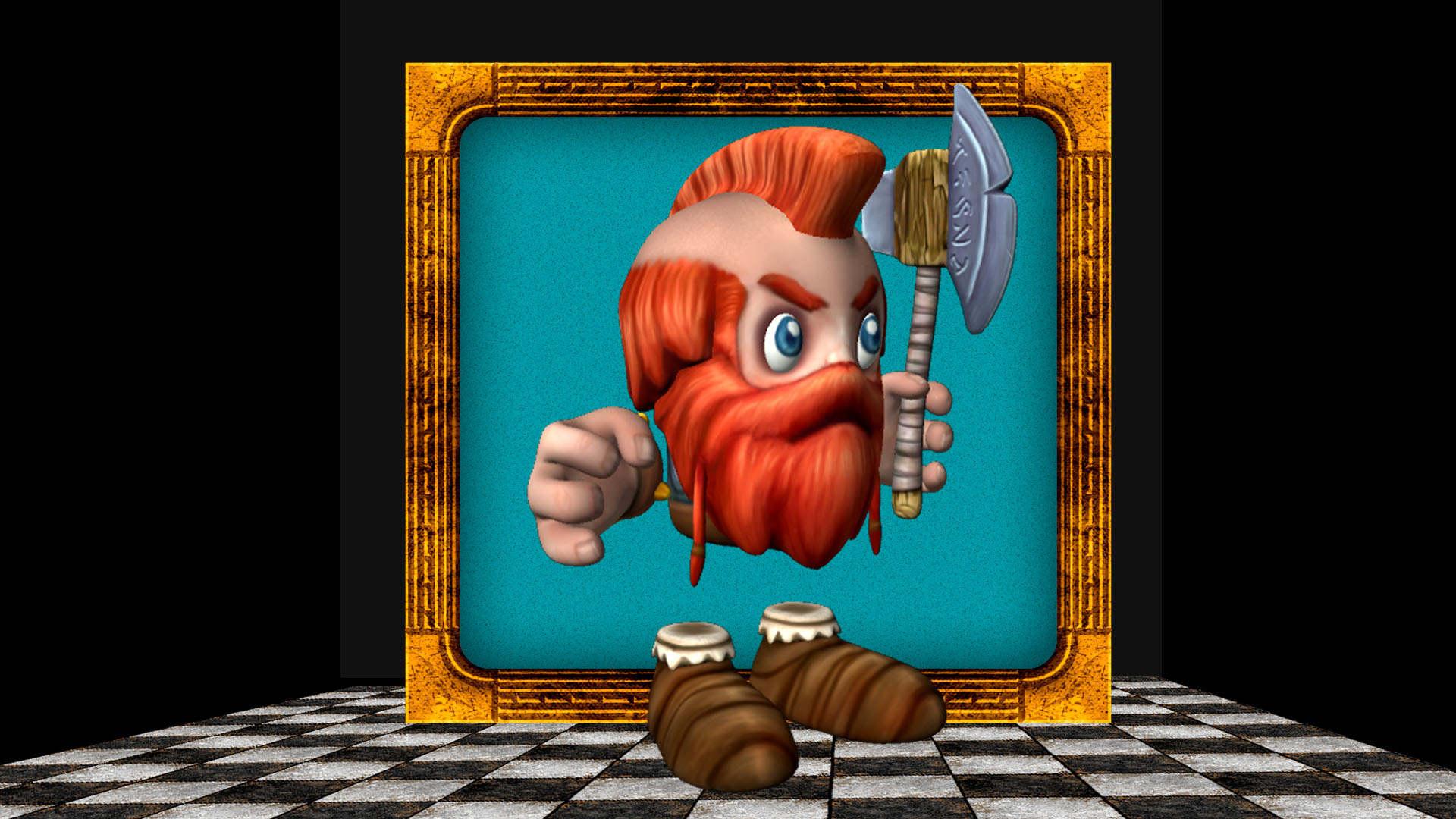 Steam Card Exchange Showcase Chess Knight 2