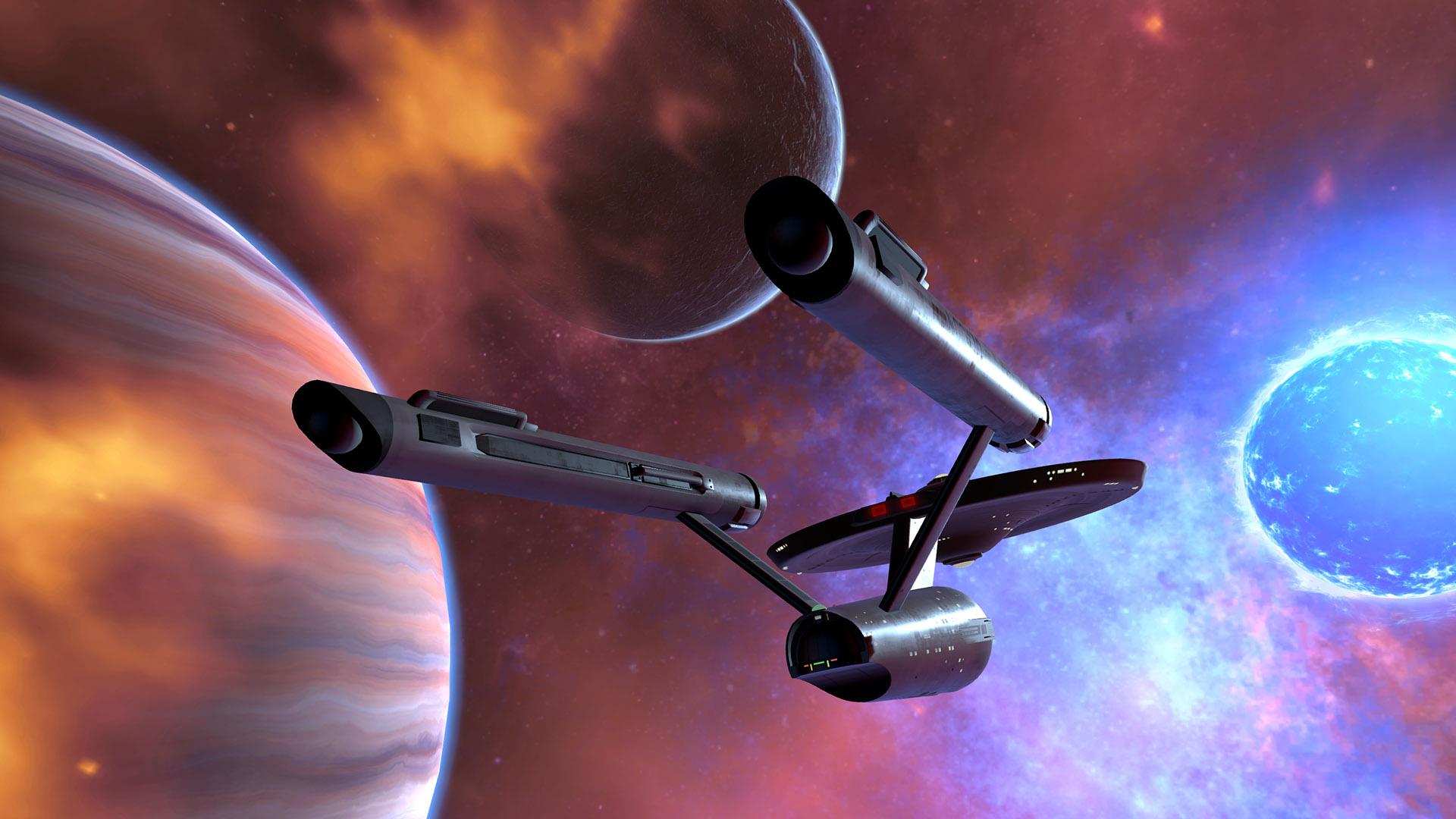 Showcase :: Star Trek: Bridge Crew