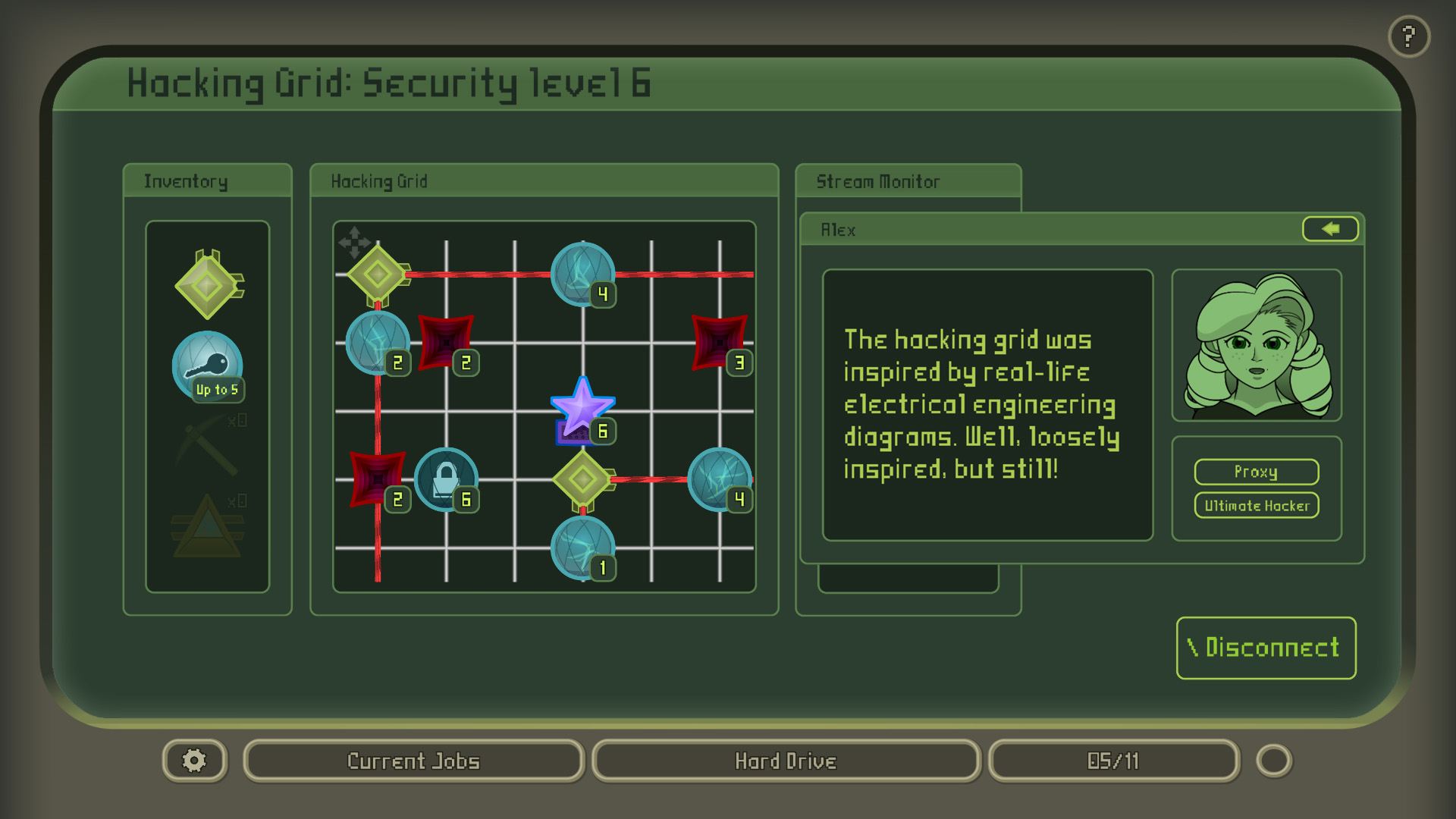 Showcase :: Proxy - Ultimate Hacker