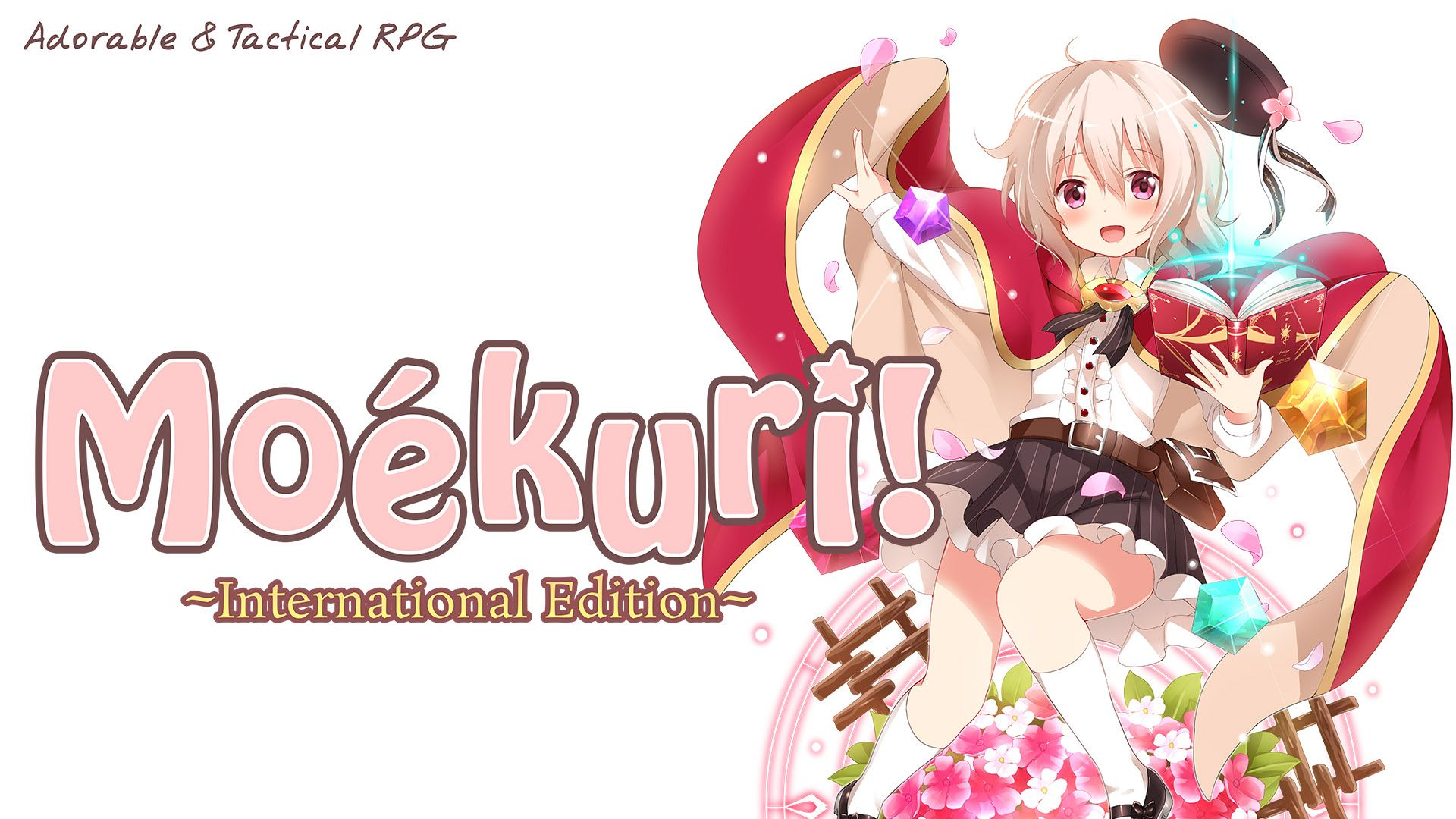 Steam Card Exchange :: Showcase :: Moékuri: Adorable + Tactical SRPG