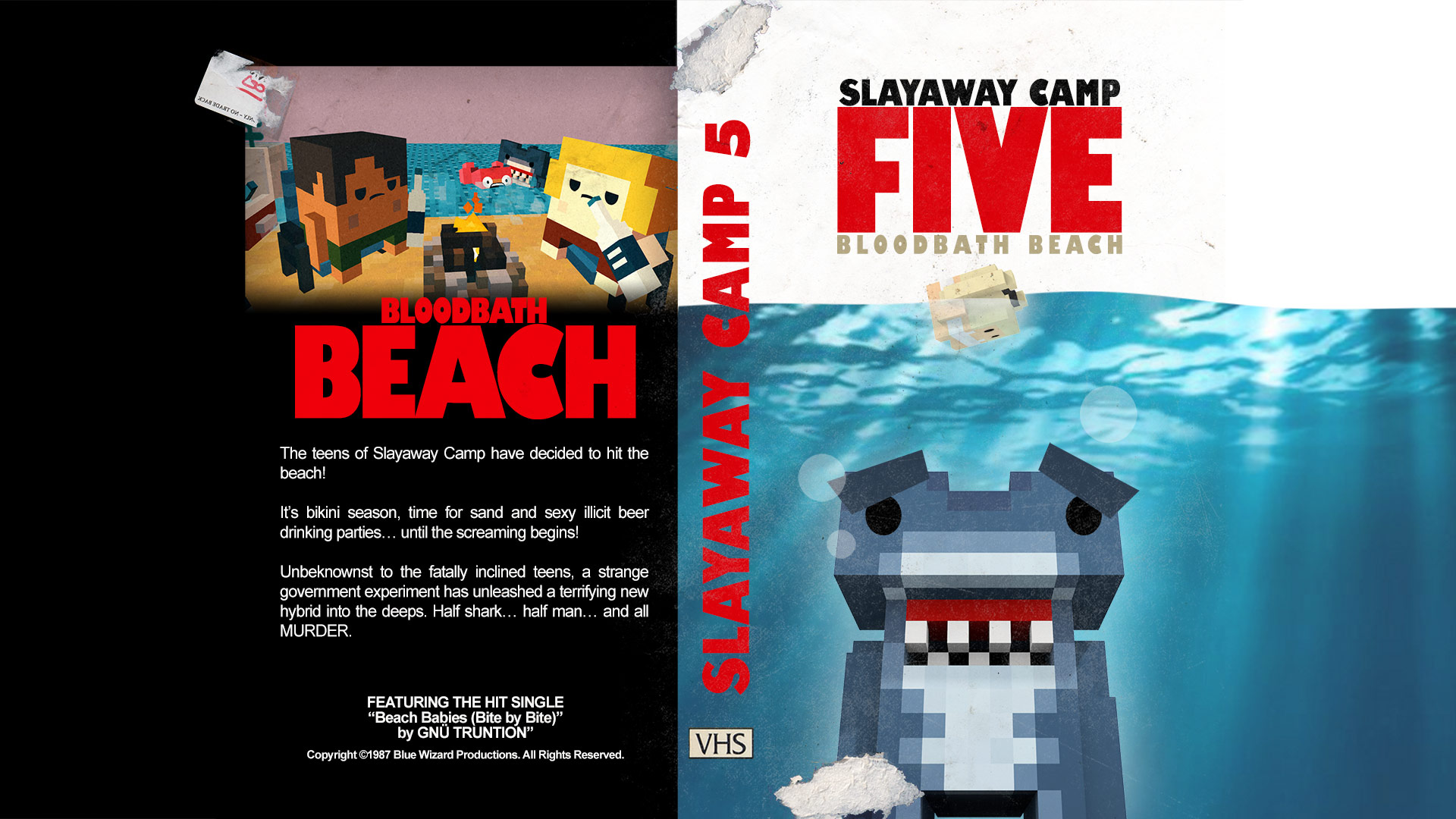 Steam Card Exchange Showcase Slayaway Camp Amplifier Classes From A To H Circuit Cellar 6 Of 10artwork Bloodbath Beach