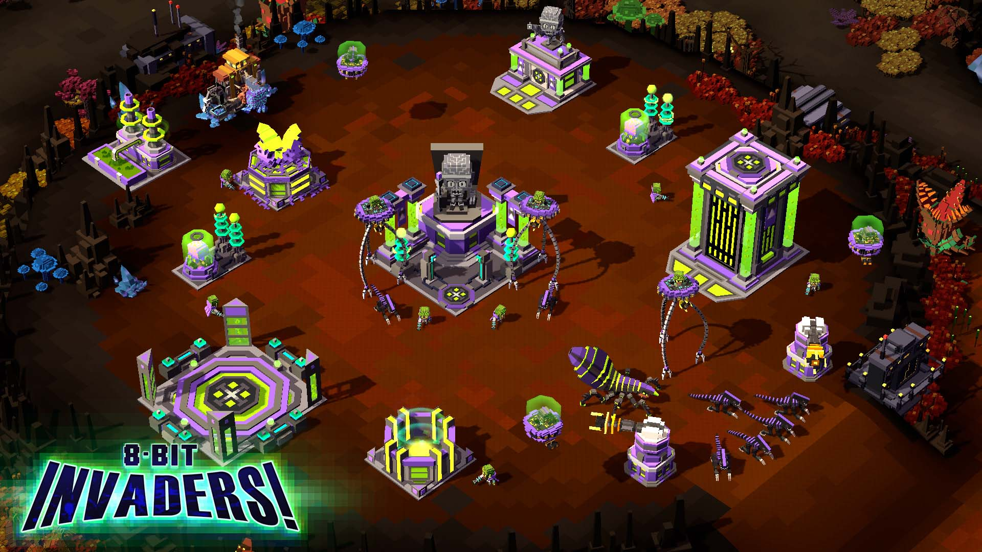 Showcase :: 8-Bit Invaders!