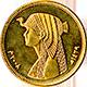 Gold Cleopatra