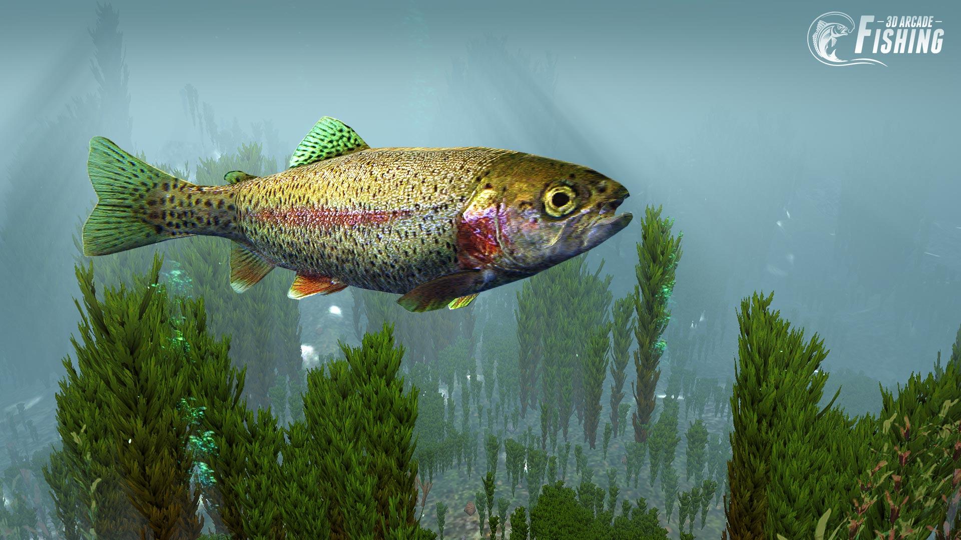 Showcase :: 3D Arcade Fishing