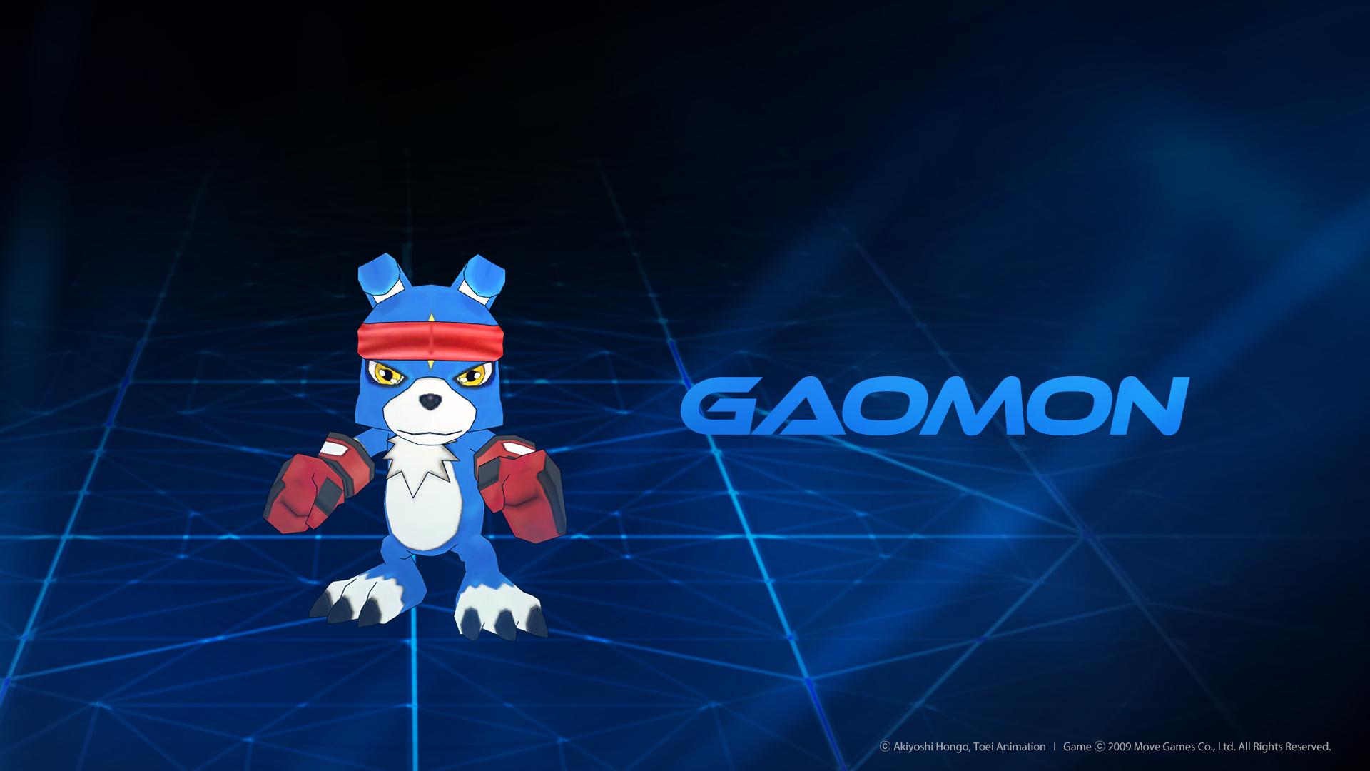 Showcase Digimon Masters Online