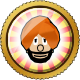 God Happy Singh Badge