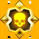 Space Marine Foil Badge