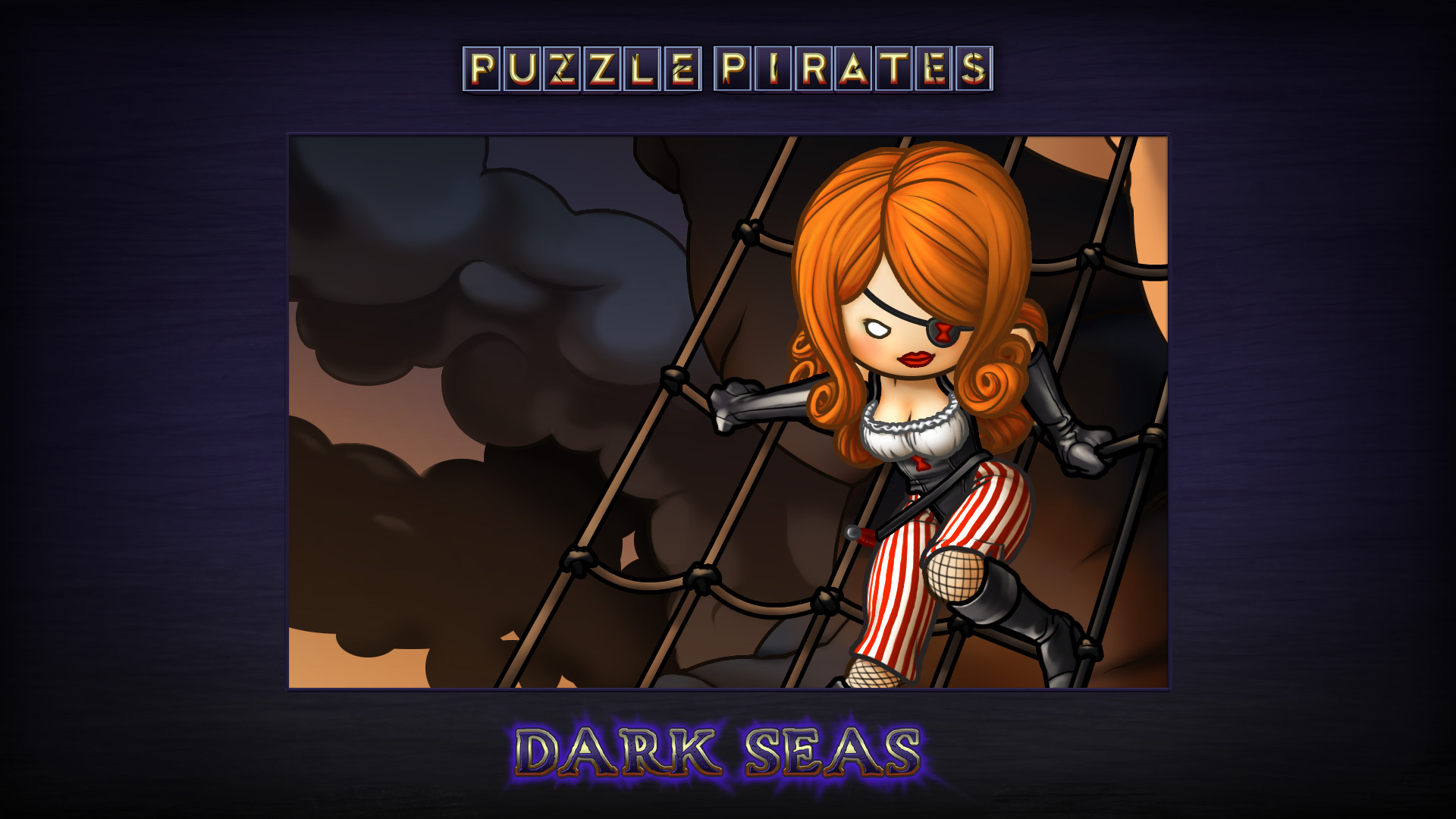 Showcase :: Puzzle Pirates: Dark Seas