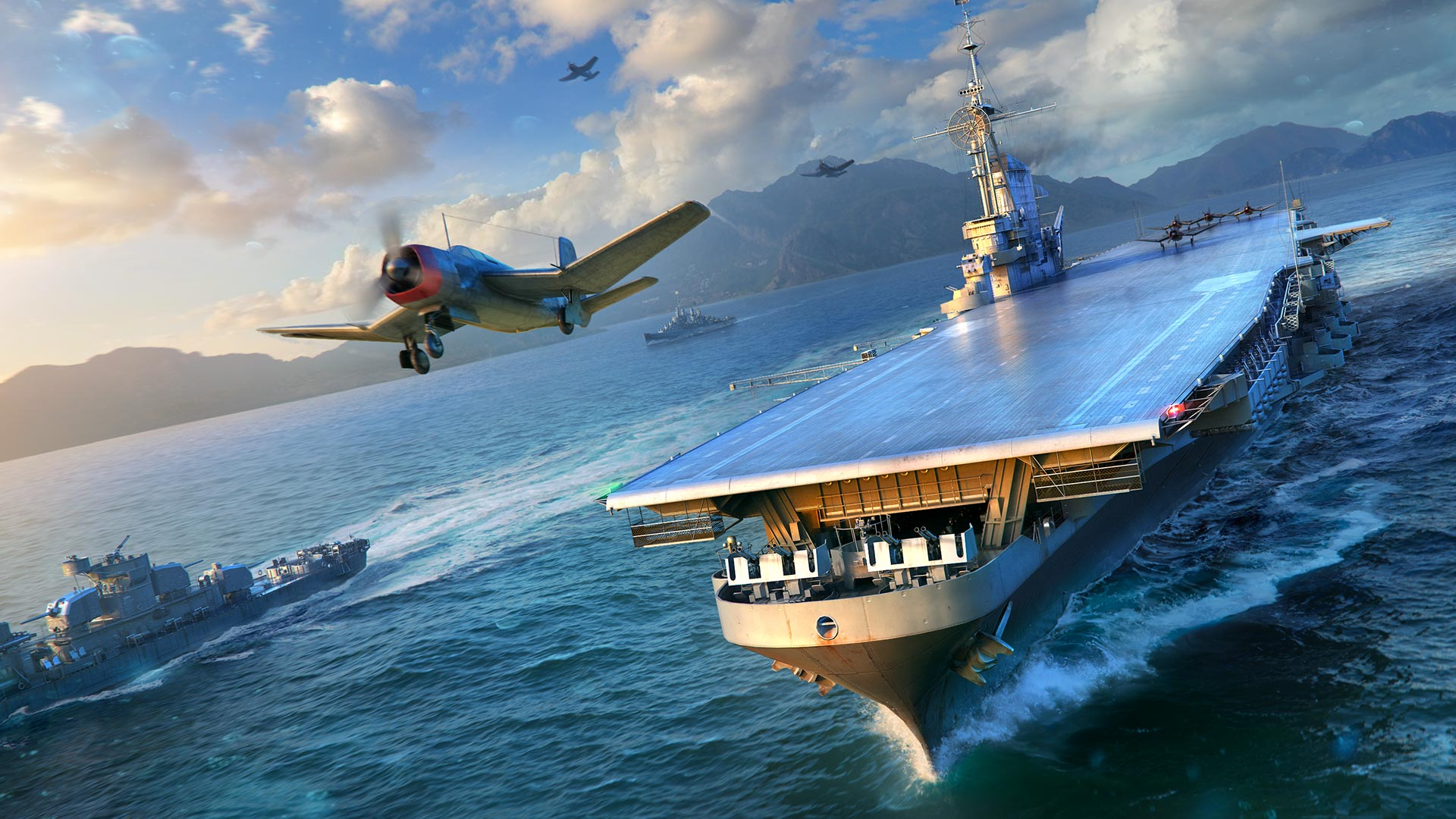 Showcase :: World of Warships